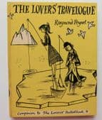 Raymond Peynet The Lovers Travelogue Les Amoureux 1950s French cartoon book 1955